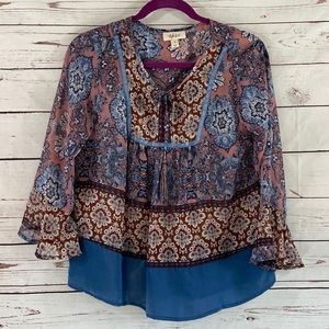 Style & co blouse